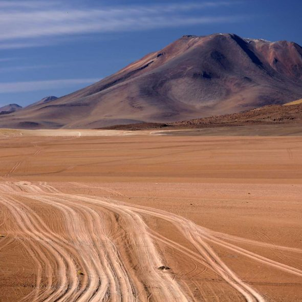 Through the Mighty Atacama