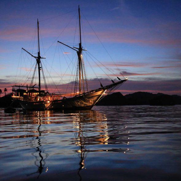 A Timeless Voyage