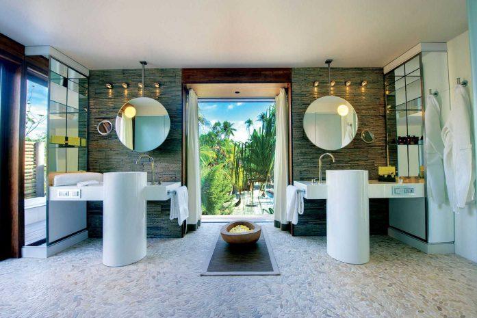 The Brando bathroom suite