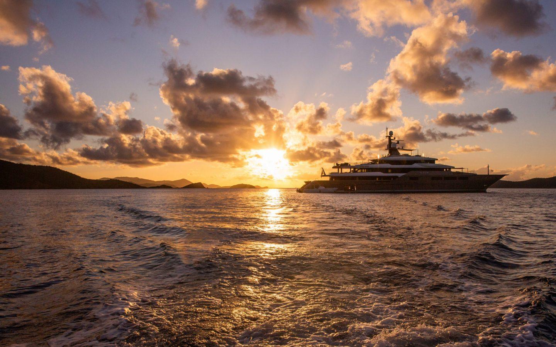 Superyacht Cruising